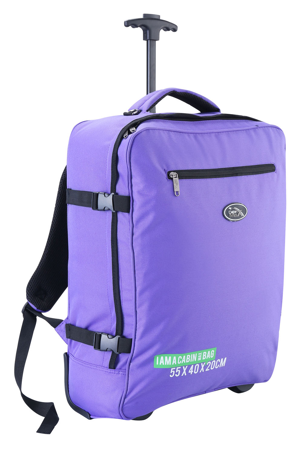 Cabin Max Madrid plus in purple