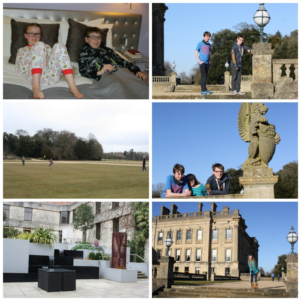 Heythrop Park review by Mum of Three World