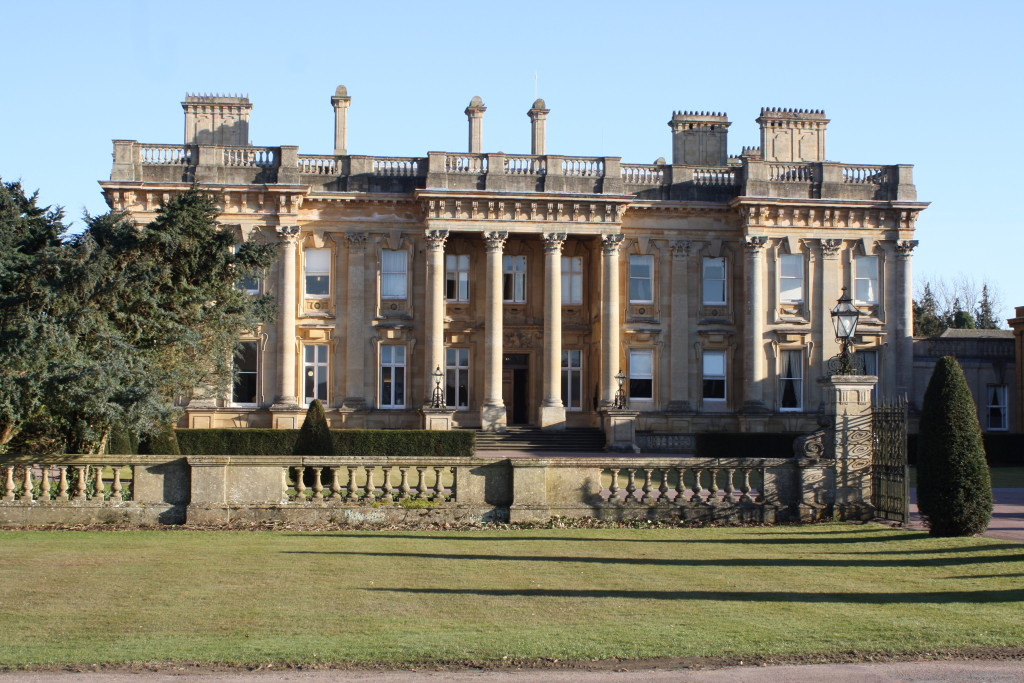 Heythrop Park Resort, Oxfordshire