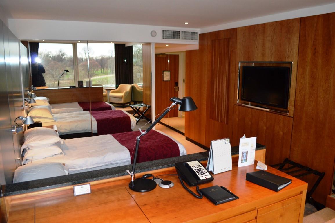 Review of the Royal Garden Hotel in Kensington London