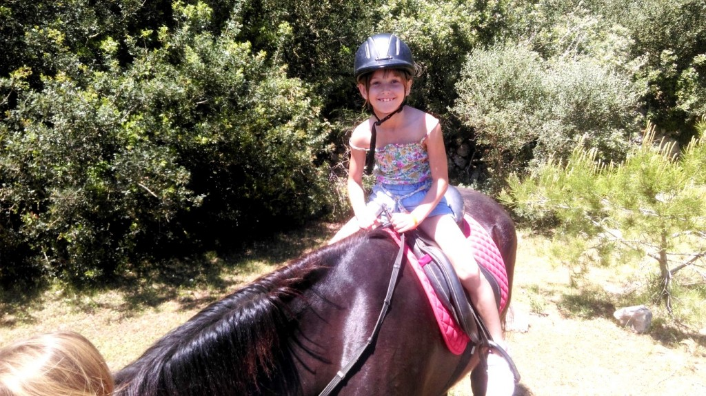 horse riding in Minorca