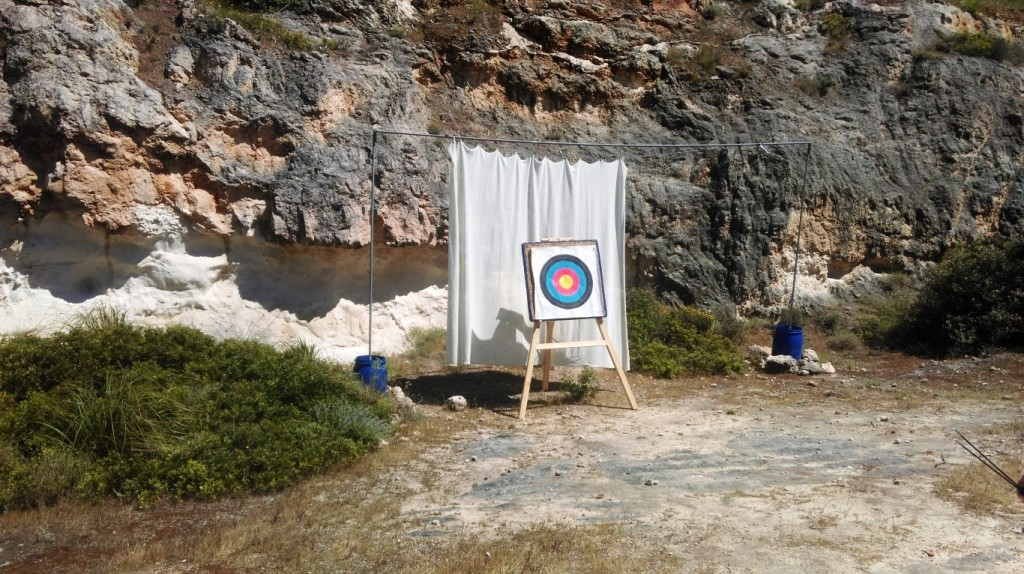 Archery in Menorca