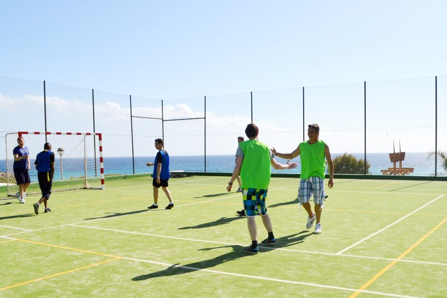 Football in Menorca