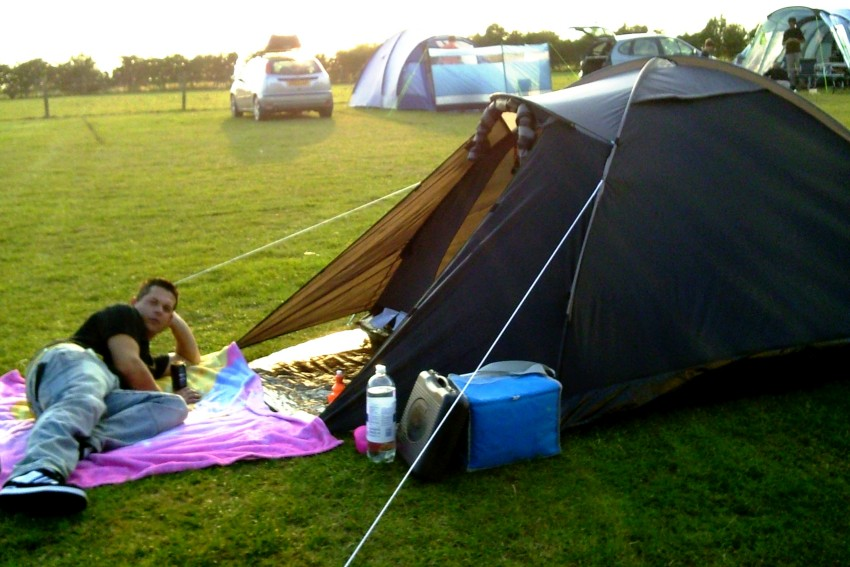 C&ing  sc 1 st  South West Reviews & My Top 5 Camping Disasters - South West Reviews
