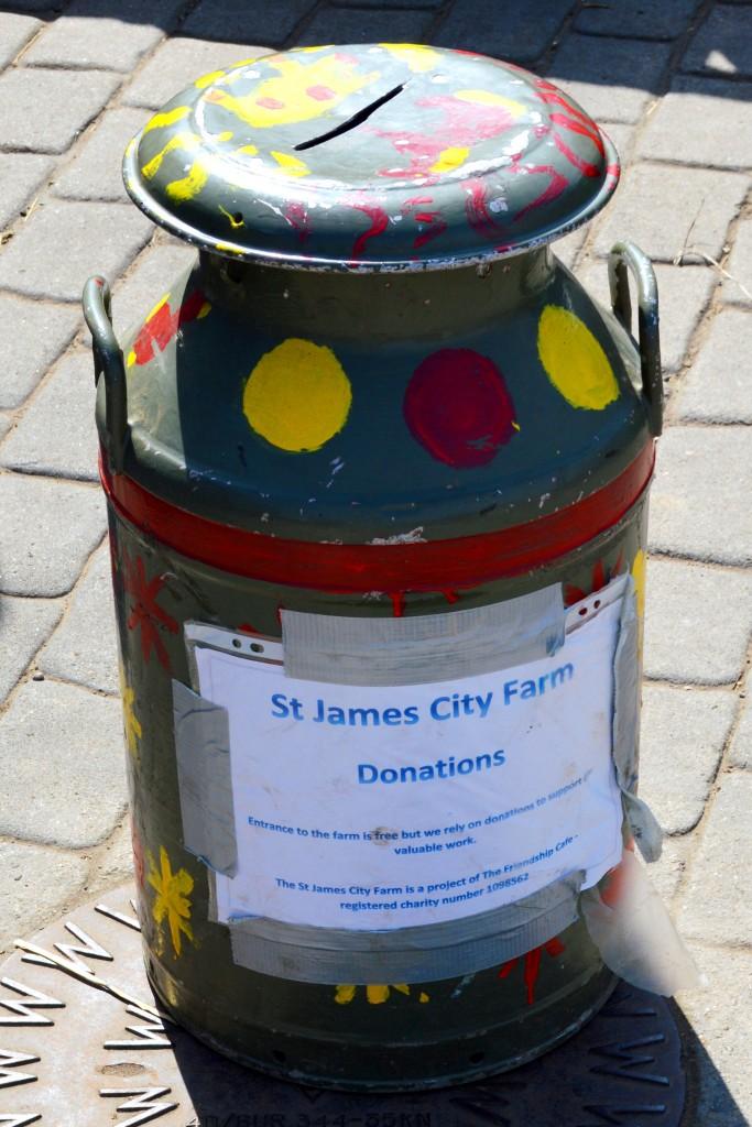 St James City Farm, Gloucester, animals, non profit farm, The Friendship Cafe, charity farm