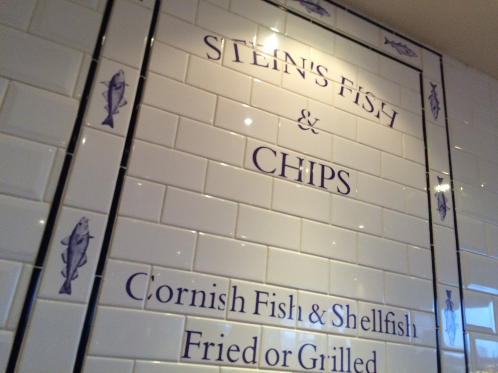 Rick Stein, Fish and chips, Padstow