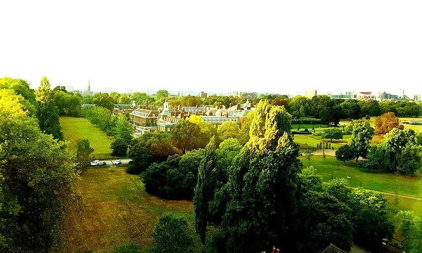 Kensington Palace, Royal Garden Hotel, London, Kensington Gardens, Kensington Park, MAD Blog Awards