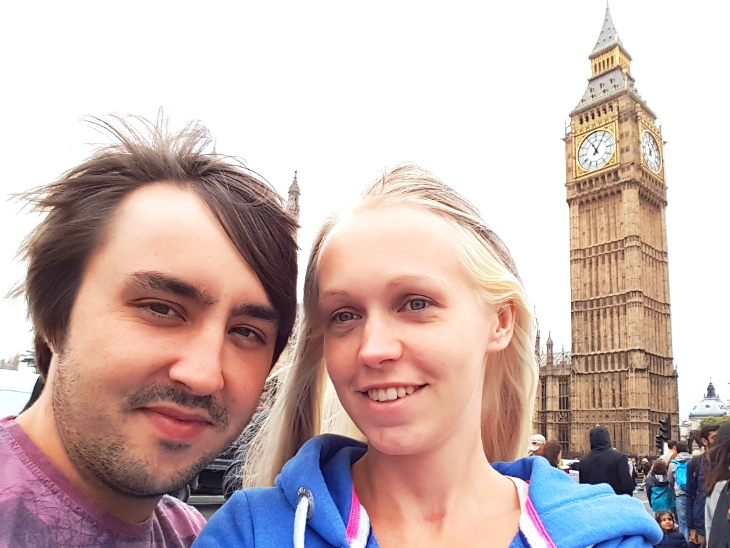 Big Ben, London, London selfie
