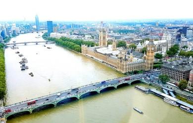 London Eye, London, Houses of parliament