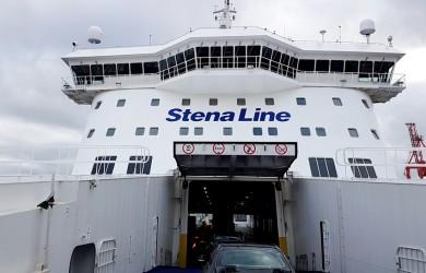 Stena Line, ferry, Dublin