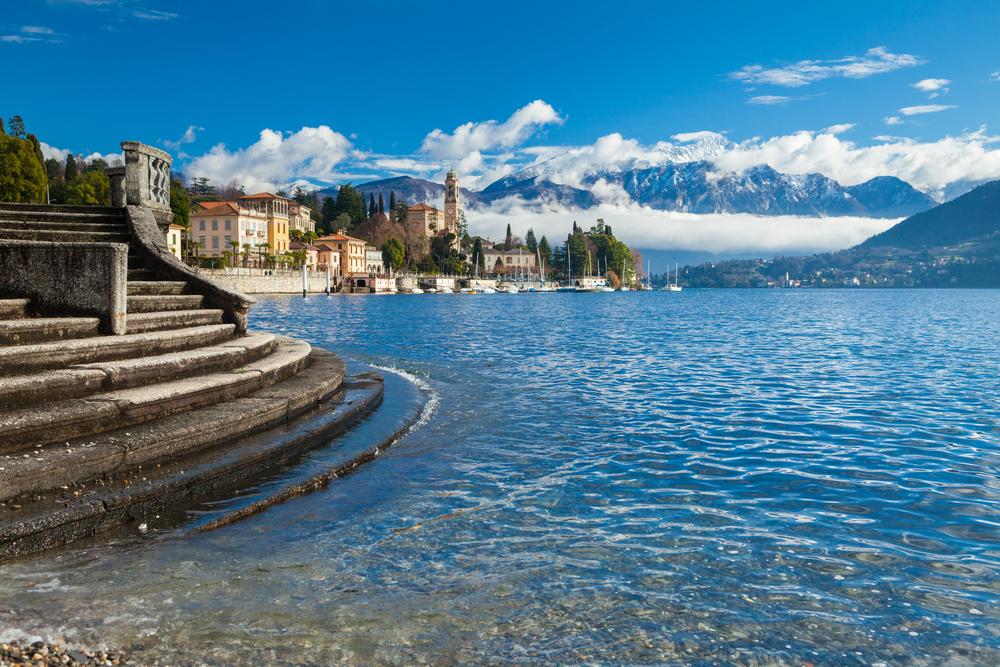best hotel pools, Italy, Temezzo