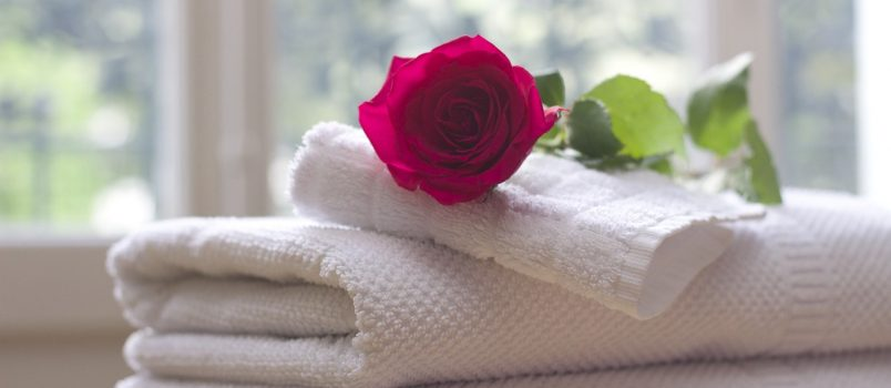 bale of towels, spa break, how to book a spa break, how to get a good deal on a spa break,