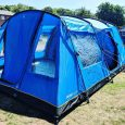 Hi Gear Sienna Eclipse 6 tent from GO Outdoors after our tent disaster was finally resolved.